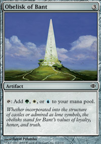 Obelisk of Bant - Shards of Alara