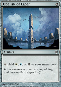 Obelisk of Esper - Shards of Alara