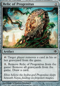 Relic of Progenitus - Shards of Alara
