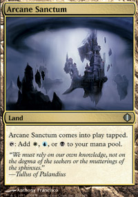 Arcane Sanctum - Shards of Alara