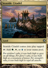 Seaside Citadel - Shards of Alara