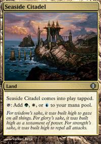 Seaside Citadel - Shards of Alara