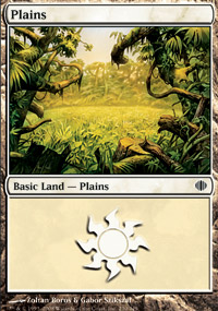 Plains 1 - Shards of Alara