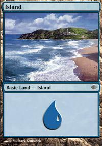 Island 1 - Shards of Alara