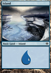 Island 2 - Shards of Alara