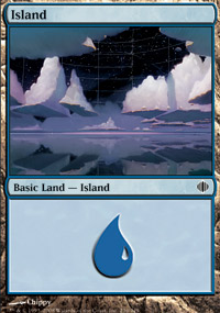 Island 3 - Shards of Alara