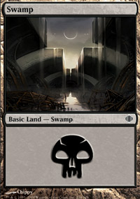 Swamp 1 - Shards of Alara