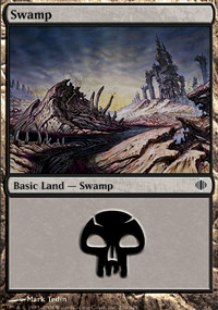 Swamp 2 - Shards of Alara