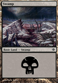 Swamp 3 - Shards of Alara