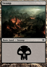 Swamp 4 - Shards of Alara