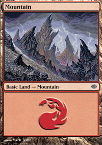 Mountain 1 - Shards of Alara