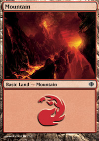 Mountain 2 - Shards of Alara