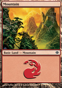 Mountain 4 - Shards of Alara