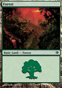 Forest 1 - Shards of Alara