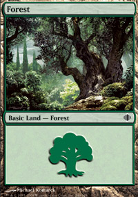 Forest 4 - Shards of Alara