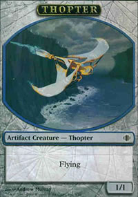 Thopter - Shards of Alara