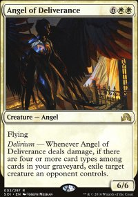 Angel of Deliverance - Shadows over Innistrad