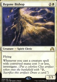 Bygone Bishop - Shadows over Innistrad