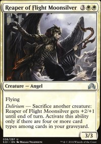 Reaper of Flight Moonsilver - Shadows over Innistrad