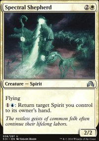 Spectral Shepherd - Shadows over Innistrad