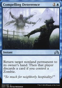 Compelling Deterrence - Shadows over Innistrad