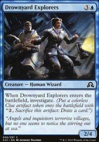 Drownyard Explorers - Shadows over Innistrad