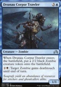 Drunau Corpse Trawler - Shadows over Innistrad