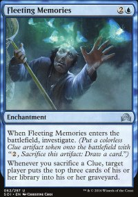 Fleeting Memories - Shadows over Innistrad