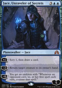 Jace, Unraveler of Secrets - Shadows over Innistrad