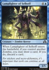 Lamplighter of Selhoff - Shadows over Innistrad