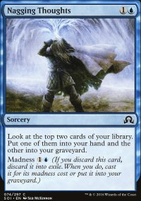 Nagging Thoughts - Shadows over Innistrad