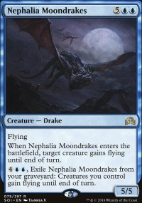 Nephalia Moondrakes - Shadows over Innistrad