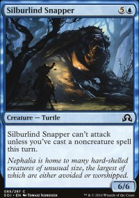 Silburlind Snapper - Shadows over Innistrad