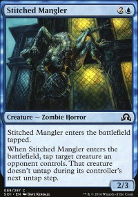 Stitched Mangler - Shadows over Innistrad