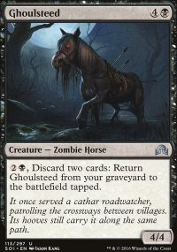Ghoulsteed - Shadows over Innistrad