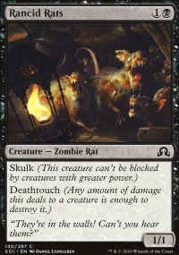 Rancid Rats - Shadows over Innistrad