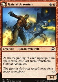 Gatstaf Arsonists - Shadows over Innistrad