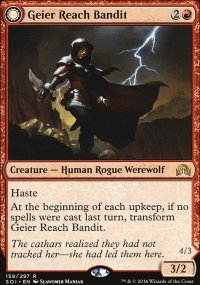 Geier Reach Bandit - Shadows over Innistrad
