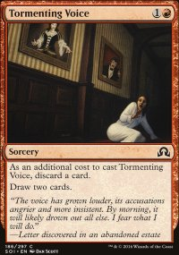 Tormenting Voice - Shadows over Innistrad