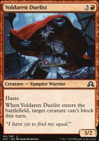Voldaren Duelist - Shadows over Innistrad