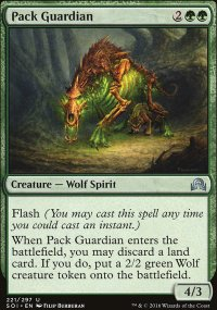 Pack Guardian - Shadows over Innistrad