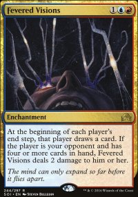 Fevered Visions - Shadows over Innistrad