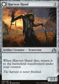 Harvest Hand - Shadows over Innistrad
