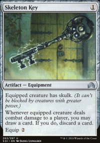 Skeleton Key - Shadows over Innistrad