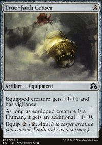 True-Faith Censer - Shadows over Innistrad