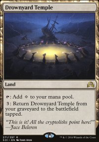 Drownyard Temple - Shadows over Innistrad