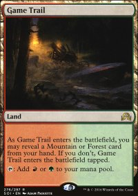 Game Trail - Shadows over Innistrad