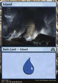 Island 2 - Shadows over Innistrad