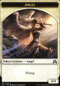 Angel - Shadows over Innistrad