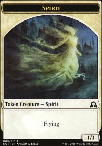 Spirit - Shadows over Innistrad